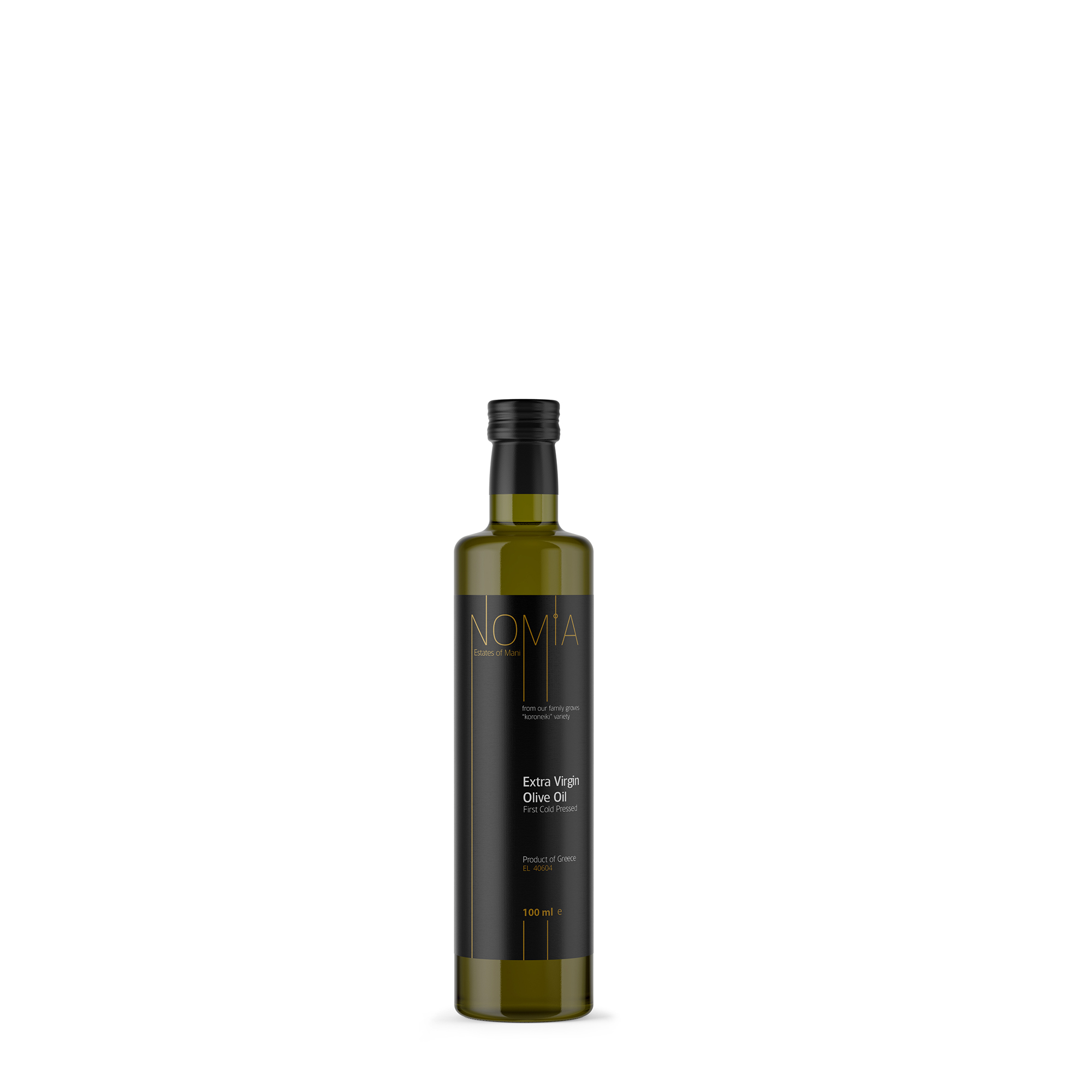 Extra Virgin Olive Oil – Bottle (100ml)