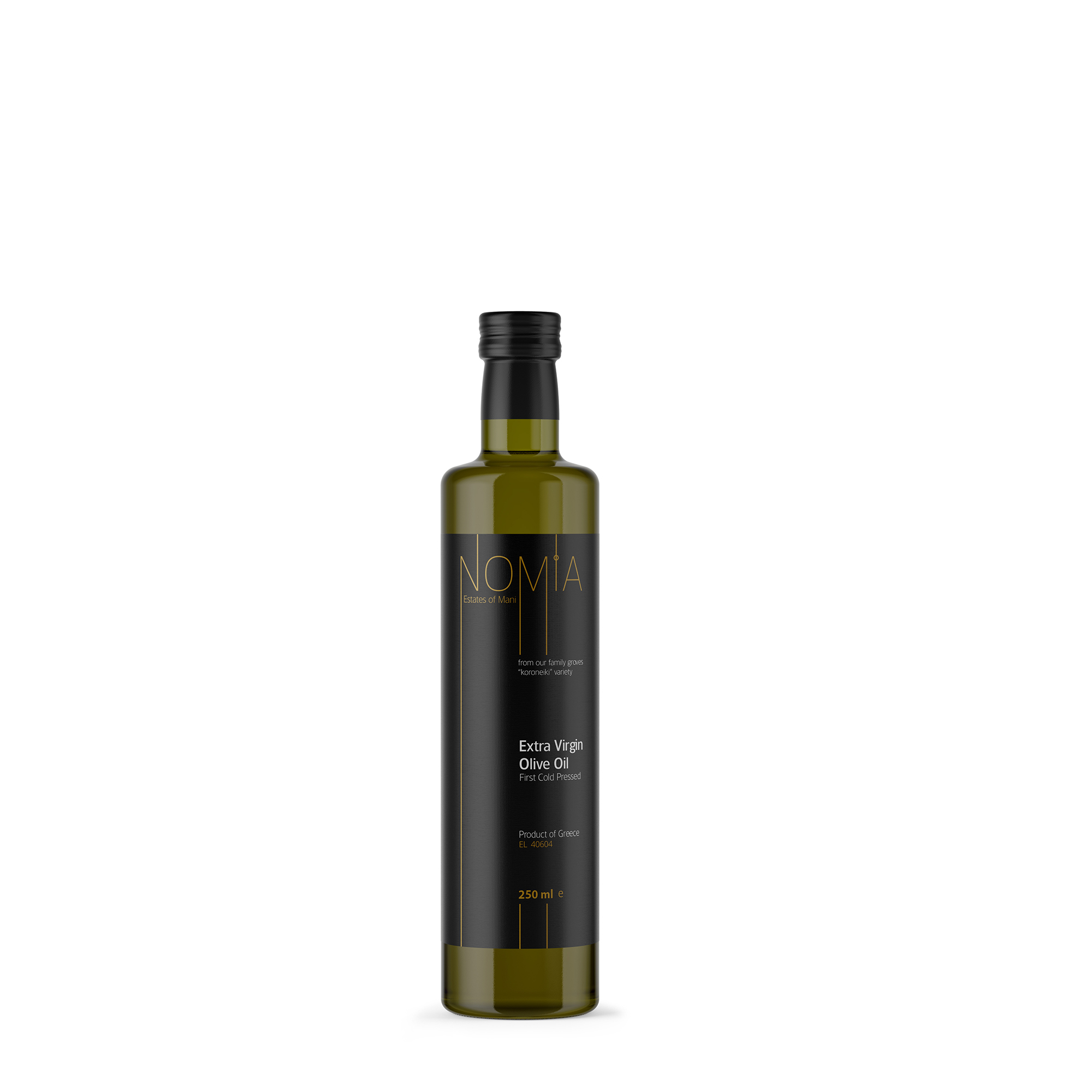 Extra Virgin Olive Oil – Bottle (250ml)