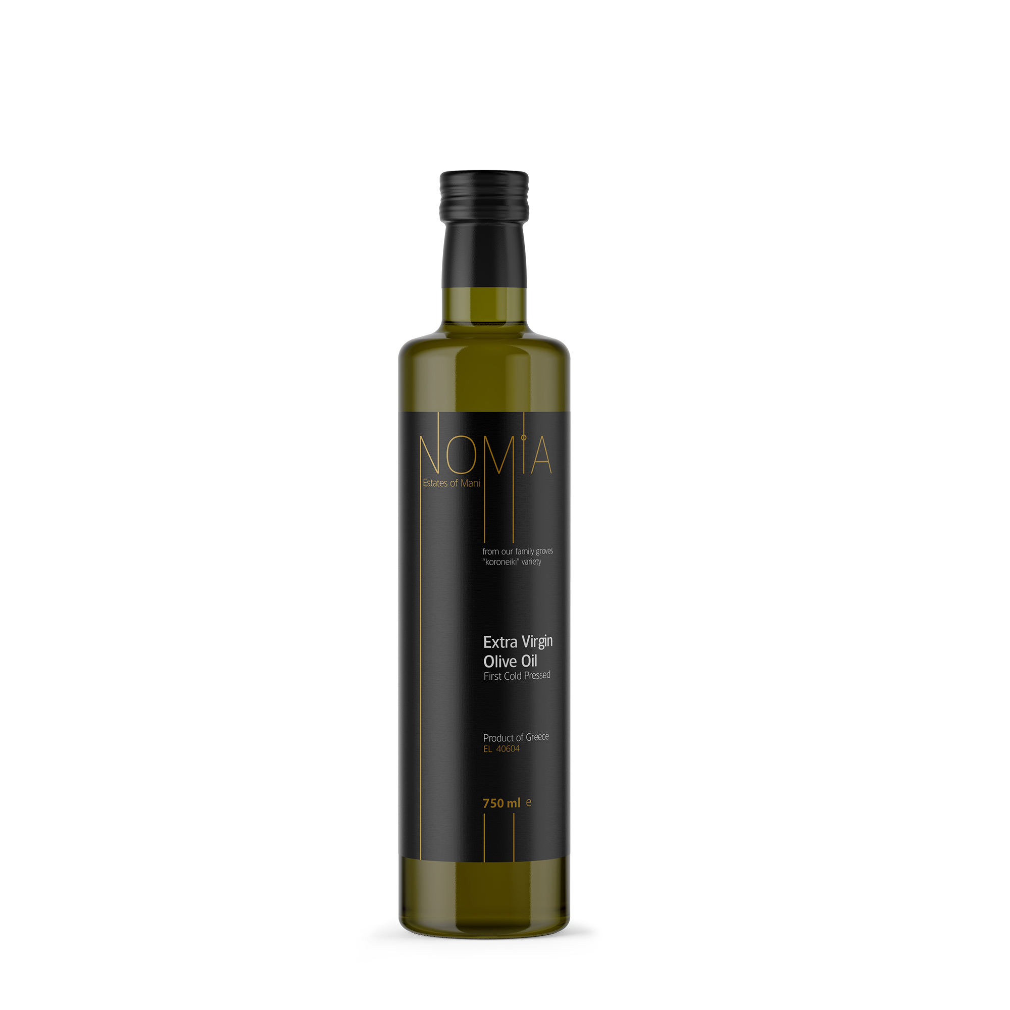 Extra Virgin Olive Oil – Bottle (750ml)